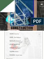 Construction Management. (Final Draft).pptx
