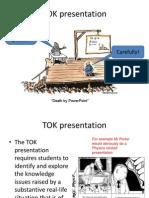 TOK Prep Presentation
