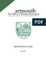 Recruiting Guide