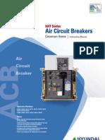 Hyundai Air Circuit Breaker