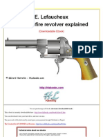 Lefaucheux 7mm Pinfire Revolver Explained