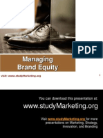 Brand Equity3134