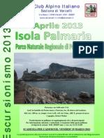 Escursione a Isola Palmaria - Parco Nazionale di Portovenere