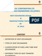 HEAT EXCHANGERS m.ppt