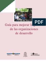 Guia Para Mejorar Una Organizacion
