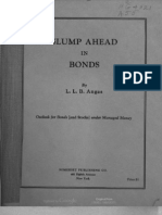Major Lawrence Lee Bazley Angas - Slump Ahead in Bonds [1937]