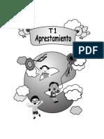 Guatematica 1 - Tema 1 - Aprestamiento