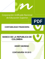 Banco de La Republica Ok