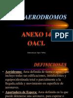 Aerodromos Anexo 14