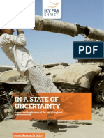 IN A STATE OF UNCERTAINTY Impact and implicatons of the use of depleted uranium in Iraq