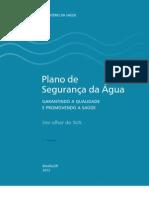 Plano Seguranca Agua 2012
