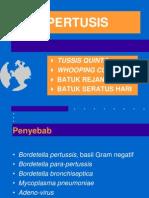 Pertusis