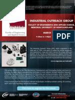 Outreach Group @ MUN - March 12-2013