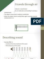 P2 - week 8 - Sound