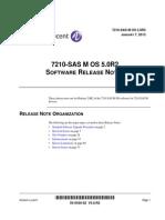 930430sddsd02v5.0.r2_v1_7210-Sas m Os 5.0r2 Software Release Notes