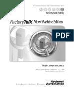 FactoryTalk View Machine Edition User's Guide Volume 1