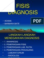 Fisis Diagnosis