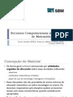 MA36 - Recursos Computacionais no ensino de Matemática