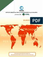Bilancio Sociale ISCOS 2011