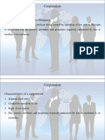 Introduction and Formation of Corporations