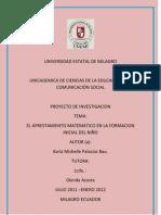 Proyecto de Investigacion Original 29-07-2011