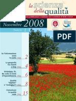 La Scienza Della Qualità Novembre 08