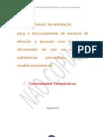 POP manual_Comunidades Terapêuticas - Drogadição[1]