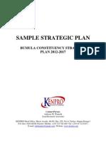 Sample Strategic Plan | Sample Strategic Plan Proposal Strategic Planning Swot Analysis