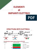 Elementi di impianti elettrici