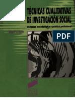 Valles Miguel - Tecnicas Cualitativas de Investigacion Social