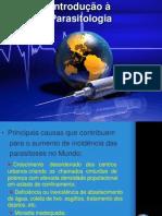 Introdução a Parasitologia