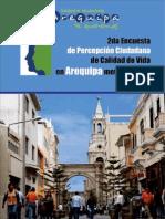 2da Encuesta de Percepcion - Arequipa
