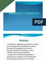 Ambiente y Parasitos
