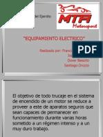 Electrònica y electricidad de competiciòn