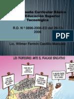 Nuevodiseocurricularbasico PERU