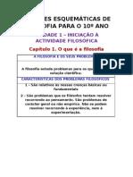 SINTESE_DO_PROGRAMA_DE_FILOSOFIA_DO_10º_ANO