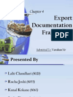 Export Documentation Framework