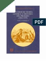 Estudio de Teoria General e Historia Del Proceso - Tomo i - PDF
