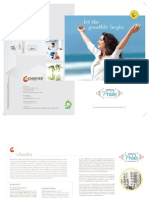 Charita Brochure