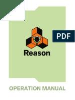 Reason 6.5 Operation Manual