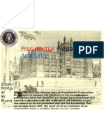rivera g presidential report card