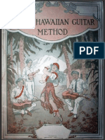 Kamiki Hawaiian Guitar Method