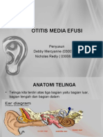 Otitis Media Efusi (Referat)