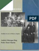 Andrés Fábregas Puig & Pedro Tomé Martín - Entre Parientes