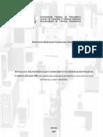 INOVAÇÃO E TRANSFERÊNCIA DE CONHECIMENTO NO SETOR DE SOFTWARE DE CAMPINA GRANDE-PB