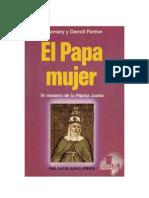 El Papa Que Fue Mujer - La Papisa Juana-WWW.freeLIBROS.com