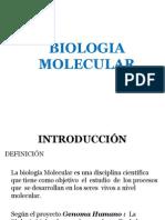 Clase 1 Biologia Molecular