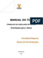Manual Do Tcc Pitagoras