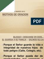 Motivos de Oracion_06 MARZO