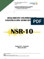 Titulo a Nsr-10